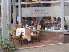restaurant heerlijk outside