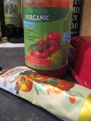tomato puree and concentrate