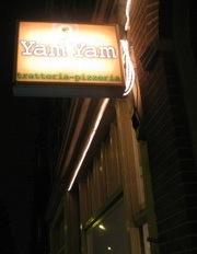 Yam Yam Amsterdam - restaurant front