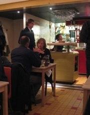 Yam Yam Amsterdam - restaurant inside