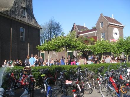 Brouwerij 't IJ Amsterdam - Terrace