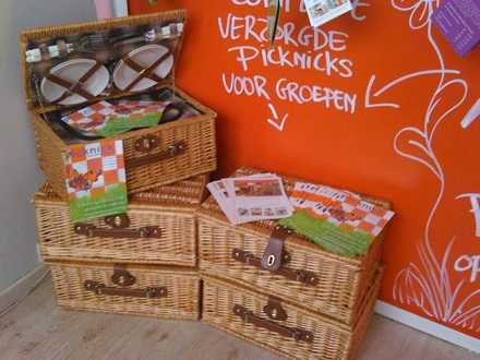 ready-made picnic baskets from casa e cucina