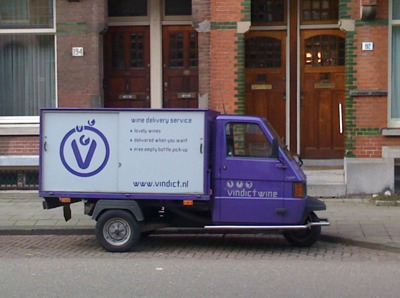vindict's purple delivery ape