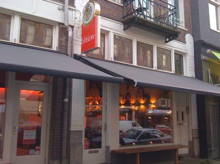 dutchgrub restaurant blauw amsterdam - best rijsttafel - at dutchgrub